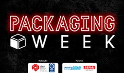 Participe da Packaging Week - De 30/09 a 03/10