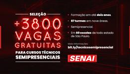 CURSOS TÉCNICOS SEMI-PRESENCIAIS